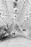莫斯科,一个苦涩公园,圣安德鲁` s桥梁,夏天2017年 库存图片