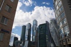 莫斯科,俄国联邦城市,俄罗斯联邦,俄罗斯 免版税库存照片