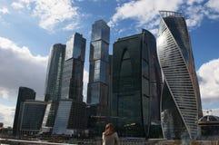 莫斯科,俄国联邦城市,俄罗斯联邦,俄罗斯 免版税图库摄影