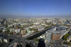莫斯科,俄罗斯,中区 免版税库存照片