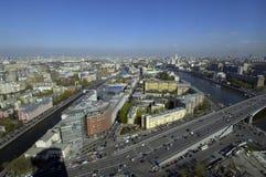 莫斯科,俄罗斯,中区 库存照片