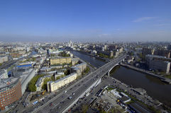 莫斯科,俄罗斯,中区 库存图片