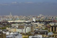 莫斯科,俄罗斯,克里姆林宫,中区 免版税库存图片
