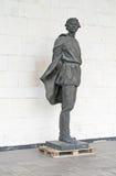 莫斯科,俄罗斯- 2016年6月16日:马克西姆・高尔基雕象  库存照片