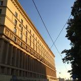 莫斯科,建筑学 免版税库存图片