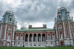 莫斯科, TSARITSINO 图库摄影