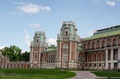 莫斯科, TSARITSINO 免版税库存图片