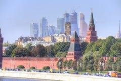 莫斯科 克里姆林宫 库存图片