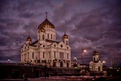 莫斯科 库存图片
