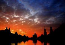 莫斯科 库存照片