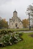 莫斯科 Spaso-Andronikov修道院 图库摄影