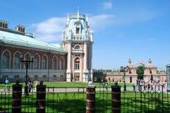 莫斯科 Tsaritsyno公园 免版税库存图片