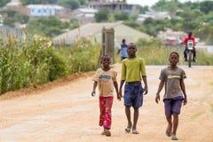 莫桑比克匪盗 库存照片