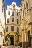 莫纳斯特里奥圣José Carmelitas Descalzas,马拉加 库存图片