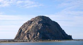 莫罗岩石 免版税库存图片
