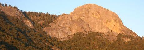 莫罗岩石 免版税库存照片