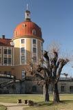 莫里茨堡城堡 库存照片