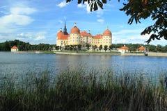 莫里茨堡大别墅 库存照片