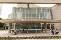 莫顿H Meyerson交响乐中心,达拉斯 免版税库存图片