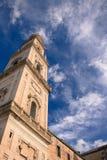莱切大教堂塔,意大利 库存照片