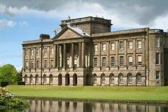 莱姆公园、议院和庭院 库存照片