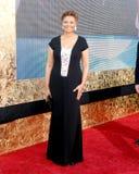 莱斯莉Uggums Emmy奖2007年-洛杉矶,加州 免版税图库摄影