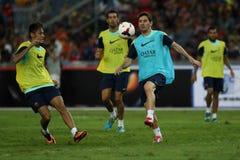莱昂内尔Andres Messi 免版税库存照片