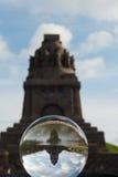 莱比锡纪念品 免版税库存照片
