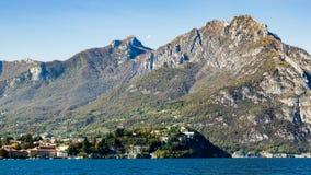 莱科, ITALY/EUROPE - 10月29日:一小公共opp的看法 库存图片