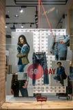 莱维终端的21,曼谷,泰国, 2018年5月7日` s商店 免版税库存图片