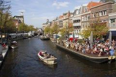 莱顿,荷兰 免版税库存照片