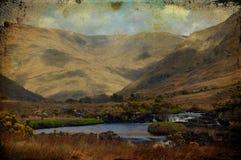 获取西方爱尔兰的本质 库存图片