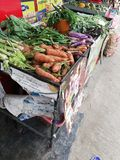 菜市场 库存图片