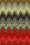 菜概念,彩虹颜色 雪佛之字形波动图式抽象派背景,趋向 库存图片