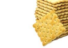 菜薄脆饼干 免版税库存图片