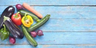 菜,健康食品,平的位置,健康吃,节食的概念 免版税库存图片