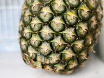 菠萝、水果和蔬菜 免版税库存照片