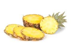 菠萝切片 免版税库存照片