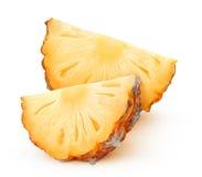 菠萝大块 免版税库存照片