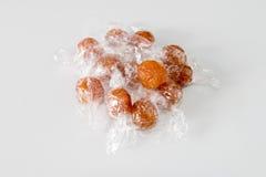 菠萝糖果 免版税图库摄影