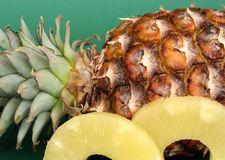 菠萝 库存照片