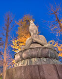 菩萨・日本sensoji寺庙 图库摄影