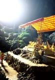 菩萨・老挝 库存图片