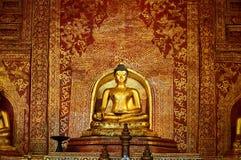 菩萨・ Chiang Mai雕象 免版税库存图片