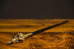 菩萨传统鞭子 免版税图库摄影
