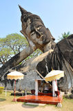 菩萨公园在老挝 库存图片
