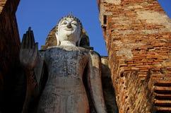 菩萨历史公园白色 免版税库存照片