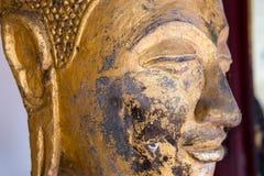 菩萨图象的面孔 免版税图库摄影