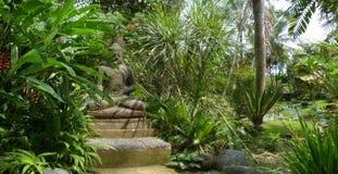 菩萨在巴厘岛 免版税库存图片
