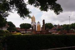 菩萨在Phisanulok,泰国 库存照片